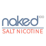 Naked 100 Salt Nicotine E-Liquid