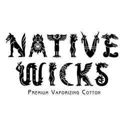 Native Wicks Vape Hardware Logo
