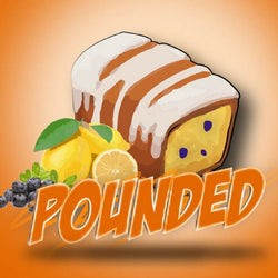 Pounded E-Liquid Logo