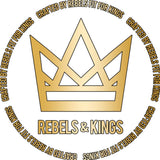 Rebels and Kings eJuice Logo