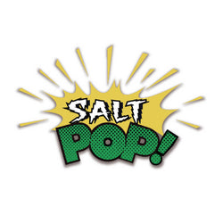 Salt Pop! Nicotine Salt E-Liquid Logo