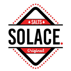 Solace Salts eJuice Logo