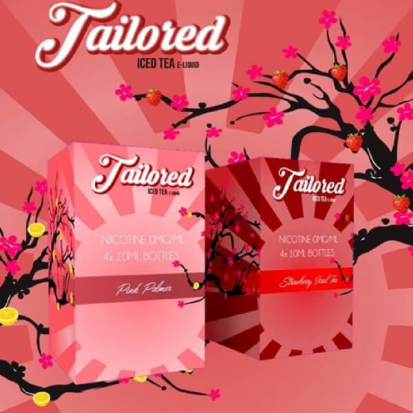 Tailored Iced Tea TPD eJuice