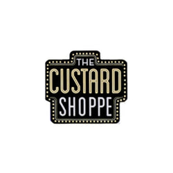 The Custard Shoppe E-Juice Logo
