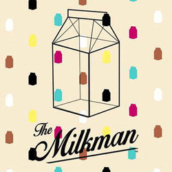 The Milkman eJuice Logo