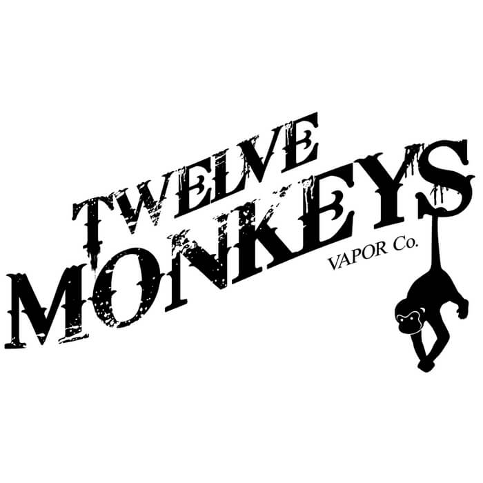 Twelve Monkeys Vapor Co. E-Liquid