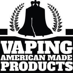 Vaping American Made Products Hardware Logo