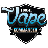 Vape Commander eJuice Logo