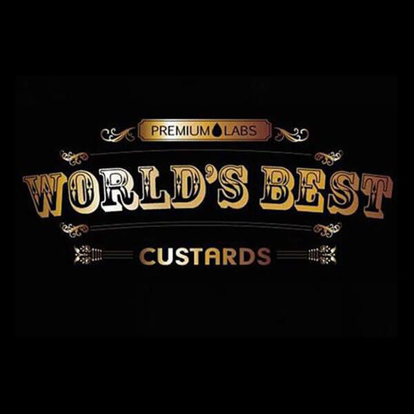 World's Best Custards E-Liquid