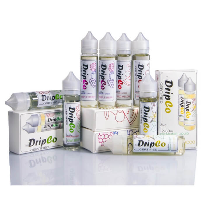 Drip Co Certified E-Liquid