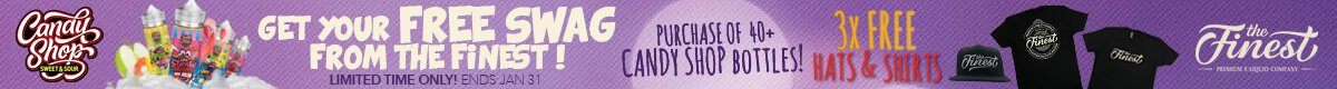 Candy Shop eLiquid by The Finest eLiquid