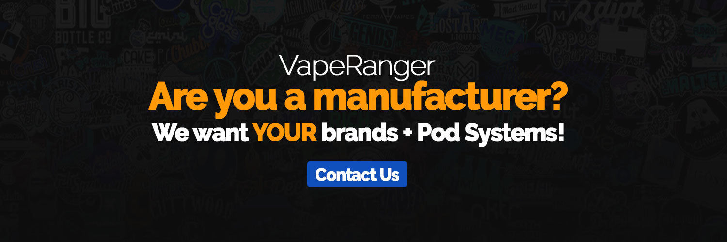 VapeRanger Wholesale eJuice/eLiquid Distributor: 2500+ Brands