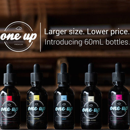 OneUp Vapor Sample Pack- VapeRanger Wholesale eLiquid/eJuice
