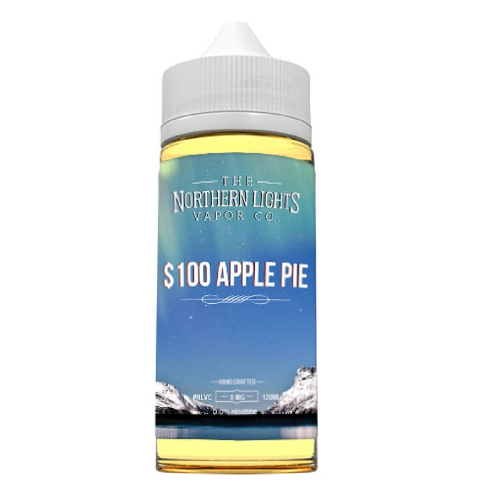 $100 Apple Pie by Northern Lights Vapor Co E-Liquid Wholesale eLiquid | eJuice Wholesale VapeRanger