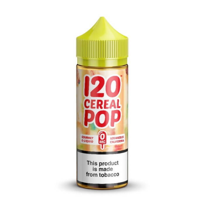 120 Cereal Pop E-Liquid Wholesale eLiquid | eJuice Wholesale VapeRanger