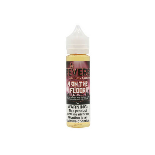 4 On The Floor by Reverb E-Liquid- VapeRanger Wholesale eLiquid/eJuice