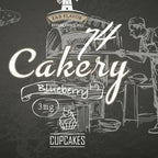 74 Cakery E-Juice Sample Pack eLiquid by 74 Cakery E-Juice - eJuice Wholesale on VapeRanger.com