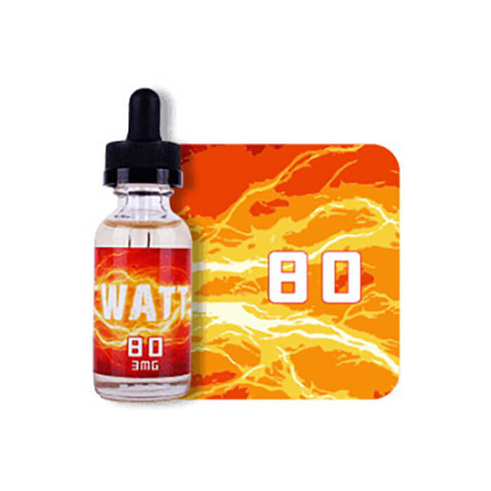 80 by WATT E-Liquid
