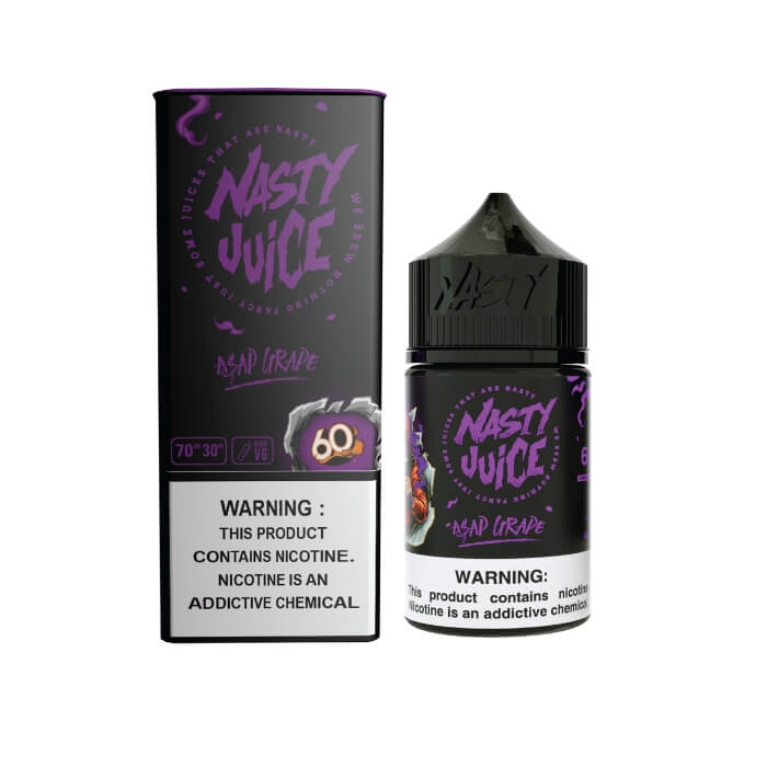 A$AP Grape by Nasty Juice E-Liquid #1