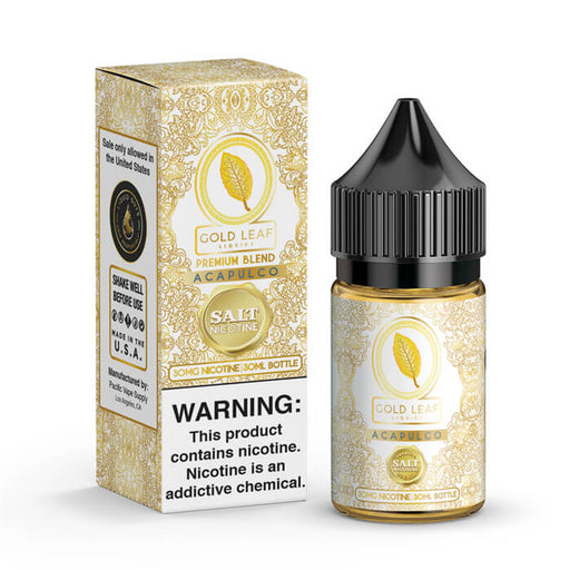 Acapulco by Gold Leaf Nicotine Salt Liquids- VapeRanger Wholesale eLiquid/eJuice
