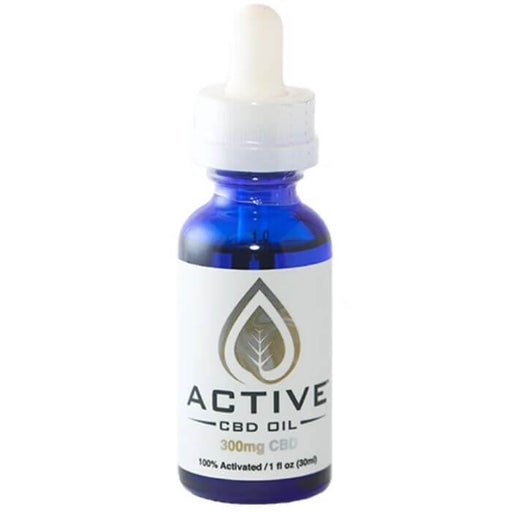 Active CBD Oil MTC Tincture- VapeRanger Wholesale eLiquid/eJuice