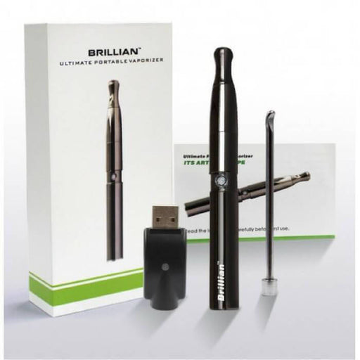 Adjustable Voltage Wax Pen Kit by Brillian Hardware- VapeRanger Wholesale eLiquid/eJuice
