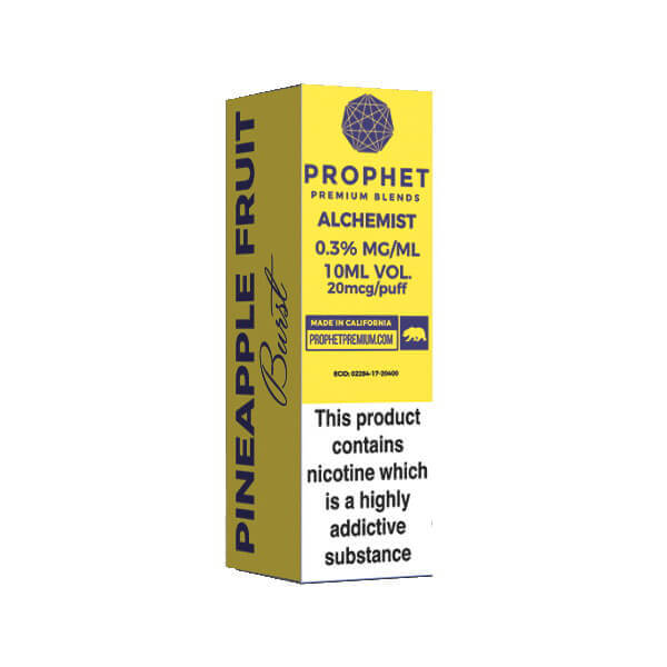 Alchemist by Prophet Premium Blends TPD eJuice Wholesale eLiquid | eJuice Wholesale VapeRanger