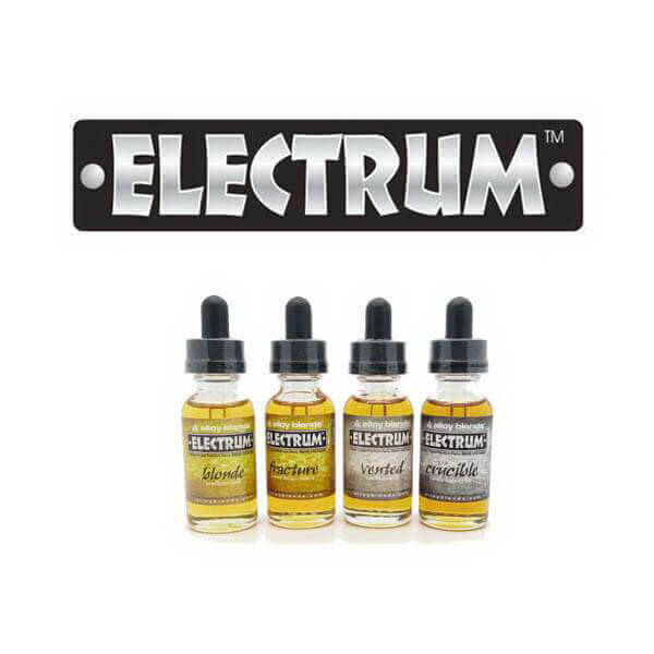 Alloy Blends Electrum E-Liquid Sample Pack Wholesale eLiquid | eJuice Wholesale VapeRanger