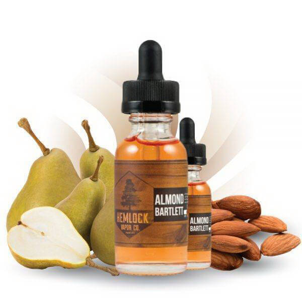 Almond Barlett by Hemlock Vapor Company Wholesale eLiquid | eJuice Wholesale VapeRanger