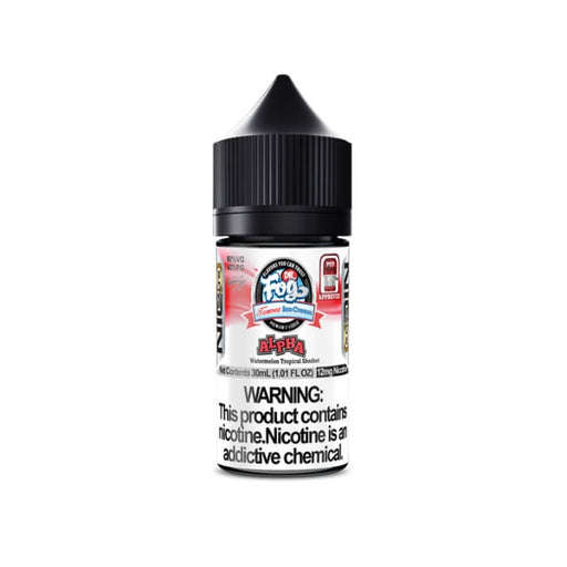 Alpha by Dr. Fog's Famous Ice Cream Nicotine Salt eJuice- VapeRanger Wholesale eLiquid/eJuice