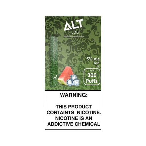 Alt Bar Lush Ice Disposable Device- VapeRanger Wholesale eLiquid/eJuice