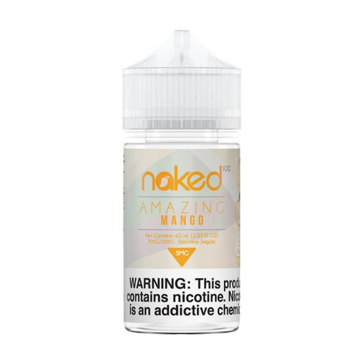 Amazing Mango by Naked 100 Fruit E-Liquid- VapeRanger Wholesale eLiquid/eJuice