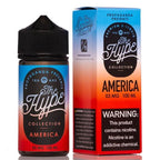 America by The Hype Collection eLiquid by Propaganda E-Liquid - eJuice Wholesale on VapeRanger.com
