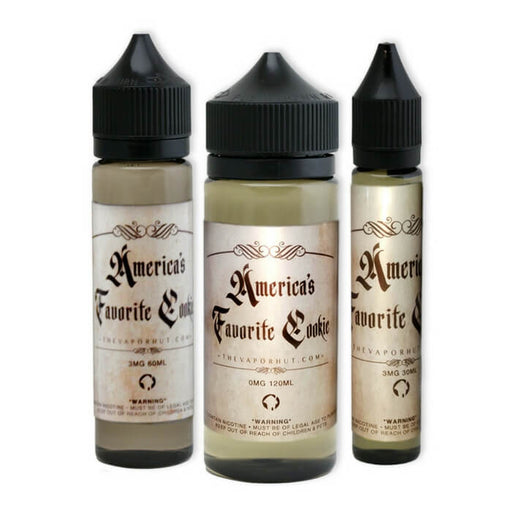 America's Favorite Cookie by Vapor Hut E-Liquid - Unavailable- VapeRanger Wholesale eLiquid/eJuice