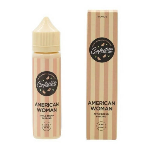 American Woman by Confection Vape- VapeRanger Wholesale eLiquid/eJuice