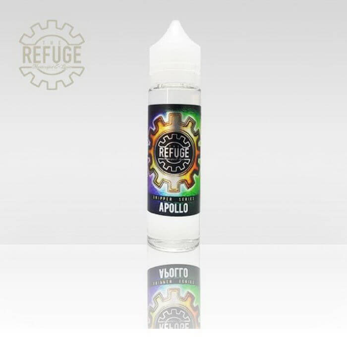 Apollo by The Refuge Handcrafted E-Liquid Wholesale eLiquid | eJuice Wholesale VapeRanger