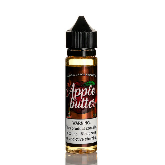 Apple Butter by Mayhem Vapor E-Liquid Wholesale eLiquid | eJuice Wholesale VapeRanger