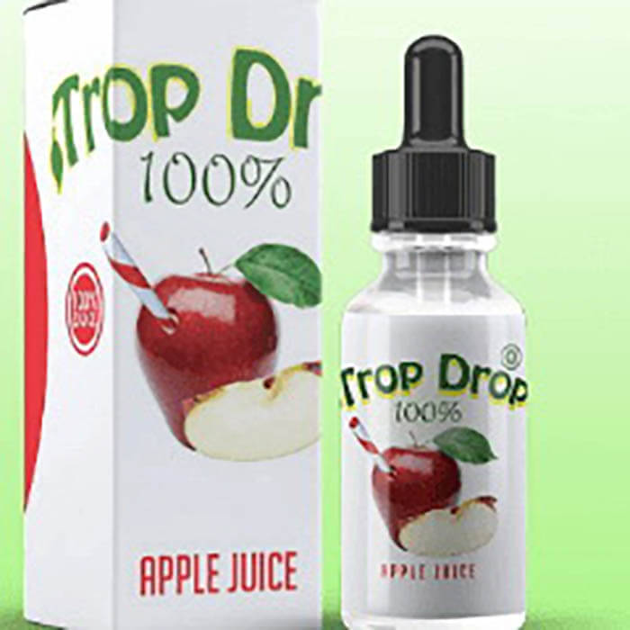 Apple Juice by Trop Drop Liquid - Unavailable Wholesale eLiquid | eJuice Wholesale VapeRanger