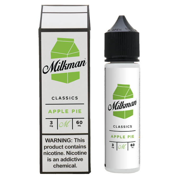 Apple Pie by The Milkman eJuice #1