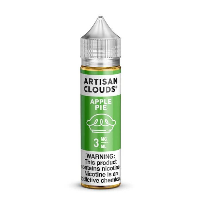 Apple Pie by Artisan Clouds eJuice Wholesale eLiquid | eJuice Wholesale VapeRanger