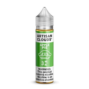 Apple Pie by Artisan Clouds eJuice eLiquid by Artisan Clouds eJuice - eJuice Wholesale on VapeRanger.com
