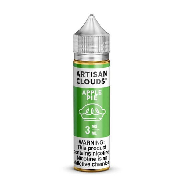 Apple Pie by Artisan Clouds eJuice #1