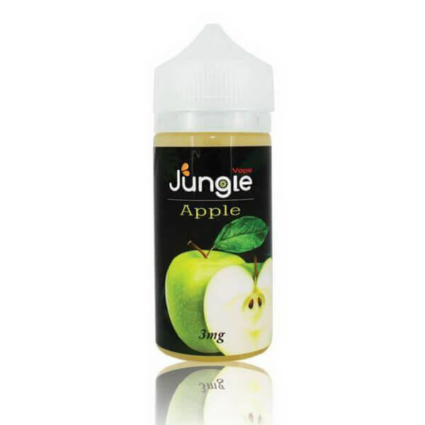 Apple by Jungle Vape eJuice Wholesale eLiquid | eJuice Wholesale VapeRanger