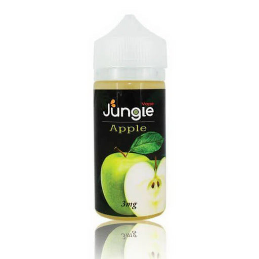 Apple by Jungle Vape eJuice- VapeRanger Wholesale eLiquid/eJuice