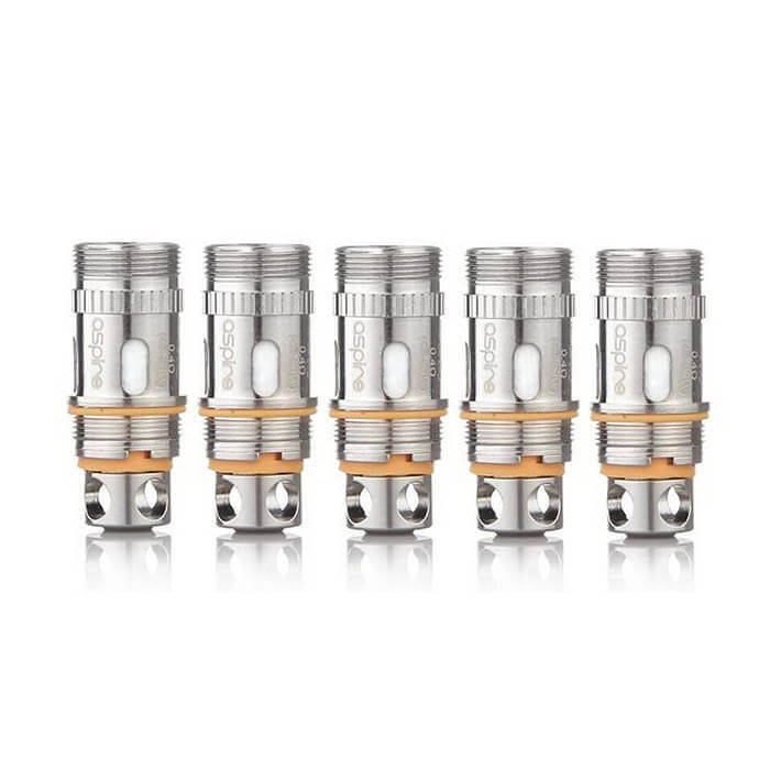 Aspire Atlantis Evo Coils - 0.4 ohm (40-50W) Wholesale eLiquid | eJuice Wholesale VapeRanger