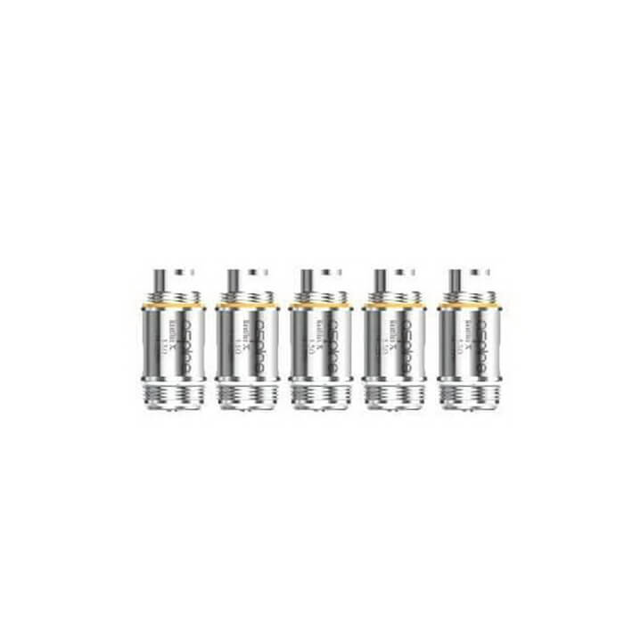 Aspire Nautilus X Coils 1.8 ohm (12-16W) Wholesale eLiquid | eJuice Wholesale VapeRanger