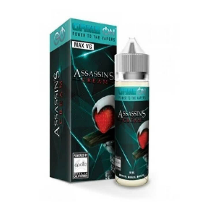 Assassin's Cream by Game On eJuice Wholesale eLiquid | eJuice Wholesale VapeRanger