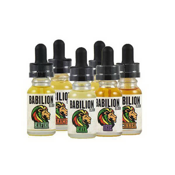 Babilion Elixir eJuice Sample Pack Wholesale eLiquid | eJuice Wholesale VapeRanger