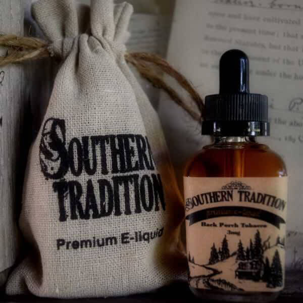 Back Porch Tobacco by Southern Tradition E-Liquid #1