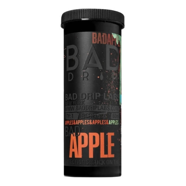Bad Apple by Bad Drip eJuice #1